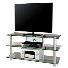 TV-Rack Zumbo mit 3 Fachböden