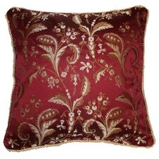 Luxury Damask Design Decorative Throw Pillow