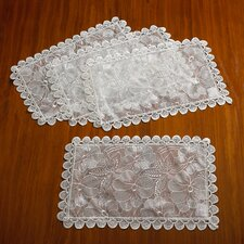 Crystal Lace Placemat (Set of 4)