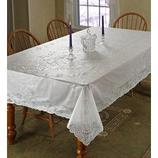 Vinyl Lace Betenburg Design Tablecloth