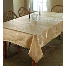 European Rose Tablecloth