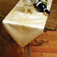 Prestige Damask Table Runner