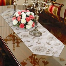 Legacy Damask Table Runner
