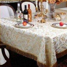 Luxury Damask Tablecloth