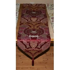 Chenille Swivel Table Runner