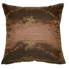 Swiss Embroidered Lace Decorative Pillow Cover