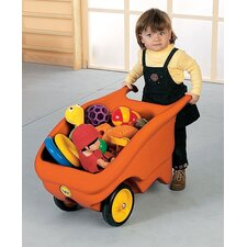 2-Wheel Wheelbarrow