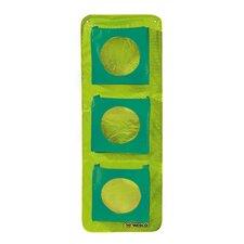 Visio 3 Bellows Pocket Storage Board