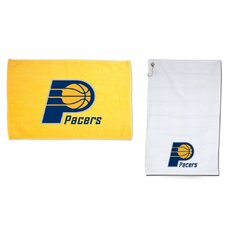 NBA Sport 2 Piece Towel Set