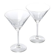 Vintage Oversized Martini Glass (Set of 2)