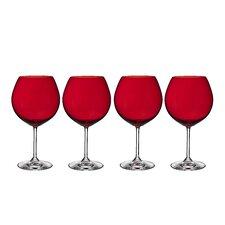 Vintage Wine Glass (Set of 4)