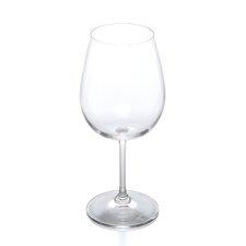 Vintage Red Wine Glass (Set of 4)