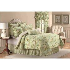 Colonial Williamsburg Grandiflora Cotton Boudoir/Breakfast Pillow