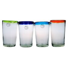 Baja 19 Oz. Highball Glass (Set of 4)