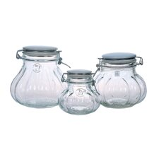 Meloni 3-Piece Jar Set