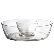 Palladio Chip and Dip Tray