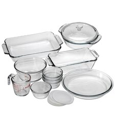 15 Piece Bakeware Set