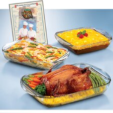 Expressions 4 Piece Bakeware Set