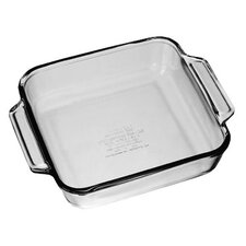 Oven Basics Square Cake Pan (Set of 3)