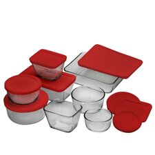 16 Piece Kitchen Storage Set
