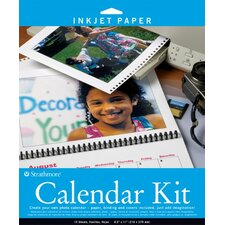Inkjet Photo Calendar Kit