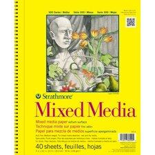300 Series Mixed Media Pad (Set of 12)