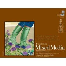 400 Series Mixed Media Pad (Set of 6)