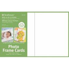 Photo Frame Cards (Set of 40)