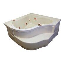 """60"""" x 60"""" Whirlpool Bathtub"""