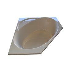 "48"" x 48"" Corner Soaking Tub"