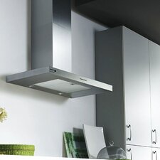 "36"" 600 CFM Stainless Steel Wall Mounted Range Hood"
