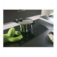 "37"" Electric Induction Cooktop with 5 Burners"