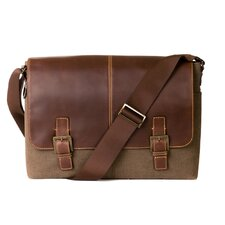 Bryant LTE Slim Double Buckle Messenger Bag