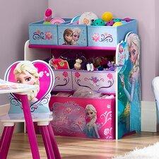 Disney Frozen Book & Toy Organizer