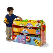 Sesame Street Toy Organizer