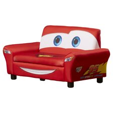 Disney Pixar Cars Upholstered Sofa with Storage