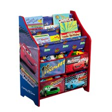 Disney Pixar's Book & Toy Organizer