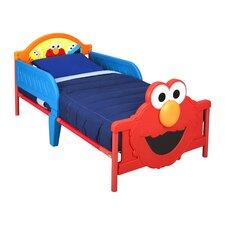Sesame Street 3D Toddler Bed