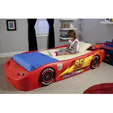 Disney Cars Twin Car Customizable Bedroom Set