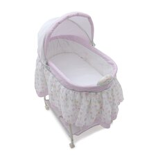 Sweet Beginnings English Garden Bassinet