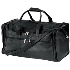 "22"" Vaqueta Napa Leather Large Duffel"