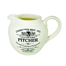 Charlotte Watson One Pint Pitcher
