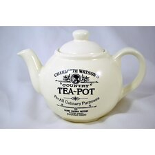 Four Cup Teapot in Cream