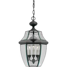 3 Light Outdoor Hanging Pendant