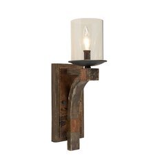 Hockley 1 Light Wall Sconce