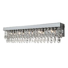 Elegante 5 Light Bathroom Vanity Light