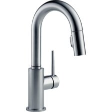 Trinsic Single Handle Deck Mounted Kitchen Faucet
