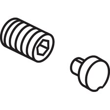 Addison Button Cover and Screw (Set of 2)