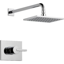 Vero Diverter Shower Faucet Trim with Lever Handle