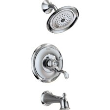 Vessona Tub and Shower Faucet Trim with Lever Handles